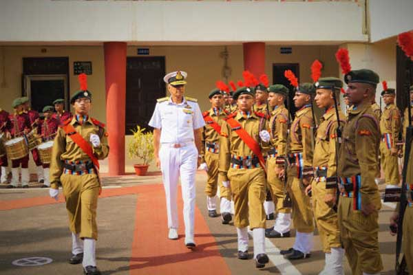 Sainik School Entrance Preparation