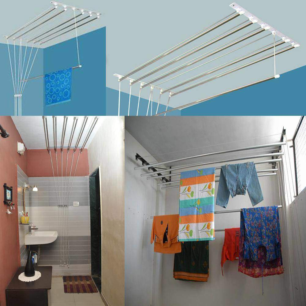 ceiling cloth hangers
